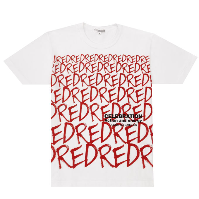 COMME_des_GARCONS_Red_Celebration_Action_and_Energy_-_CdG_Tee-Shirt_ccmop3