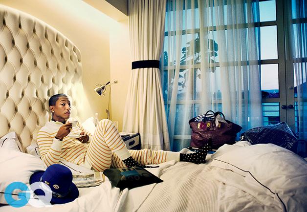 Pharrell-GQ-February-2015-Cover-Shoot