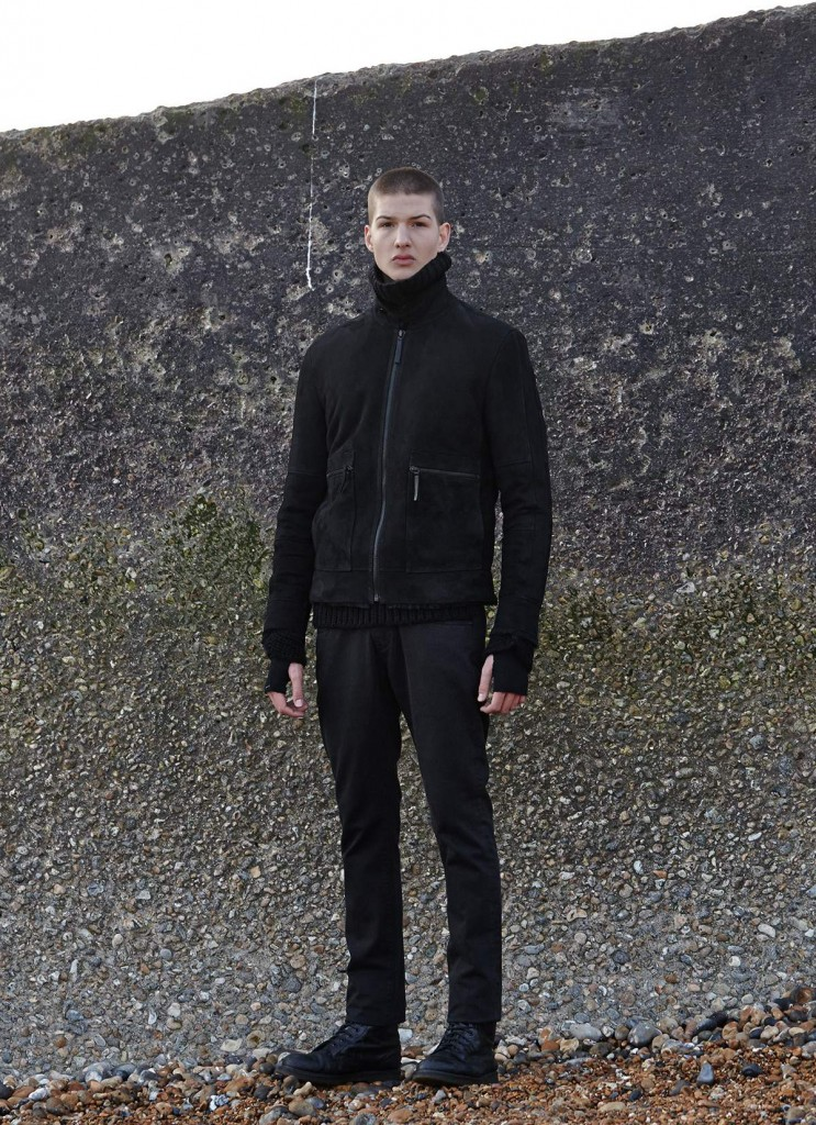 BLOOD BROTHER AW15 SEPARATE LOOKS