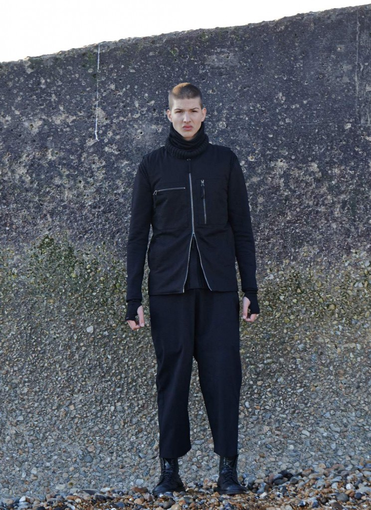 BLOOD BROTHER AW15 SEPARATE LOOKS9