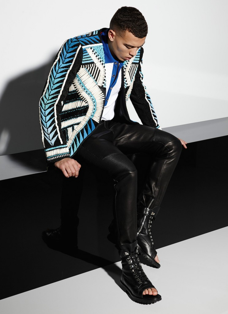 Balmain-SS15-embroidered-jacket