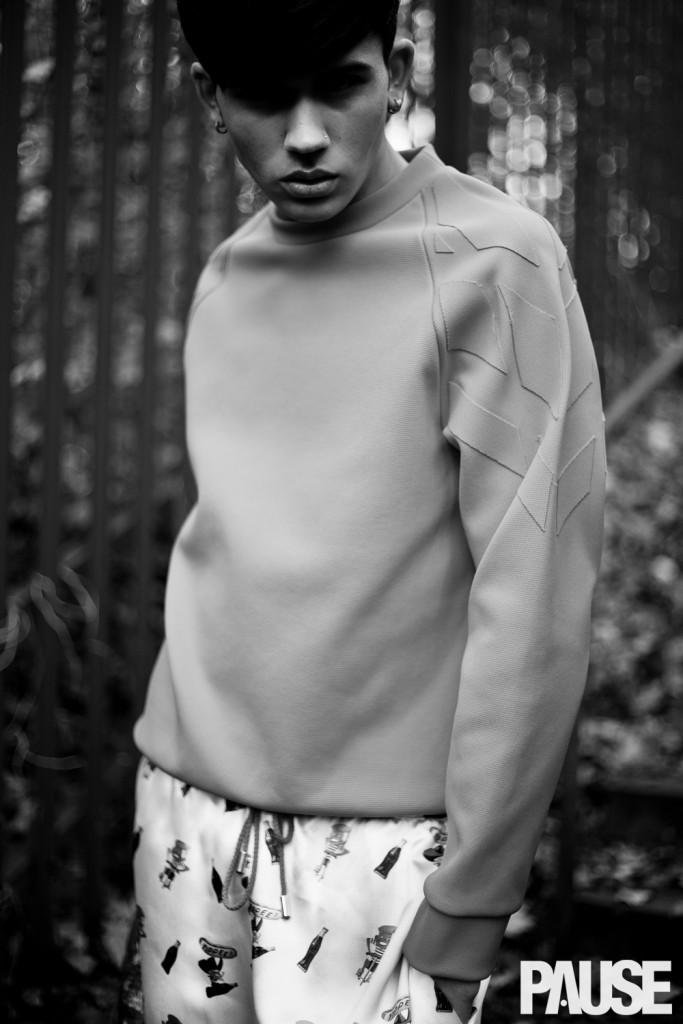 Steve P by Nadia Ryder