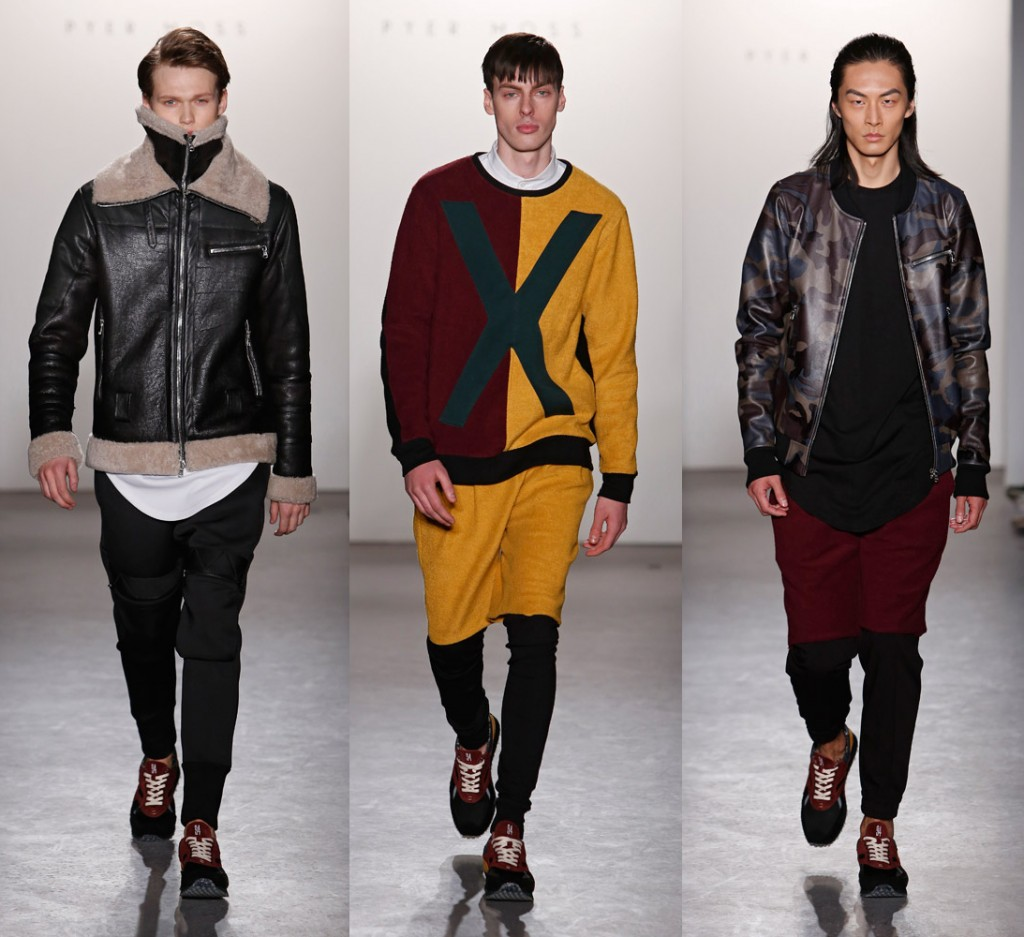 FW15 NEW YORK FASHION WEEK