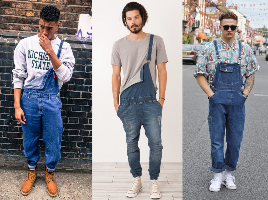 Dungarees-Trend