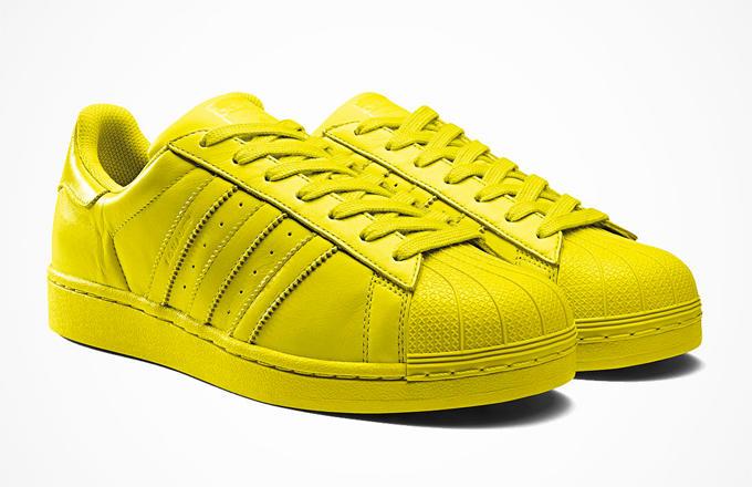 Pharrell-Adidas-Originals-Superstar-Supercolor-Yellow