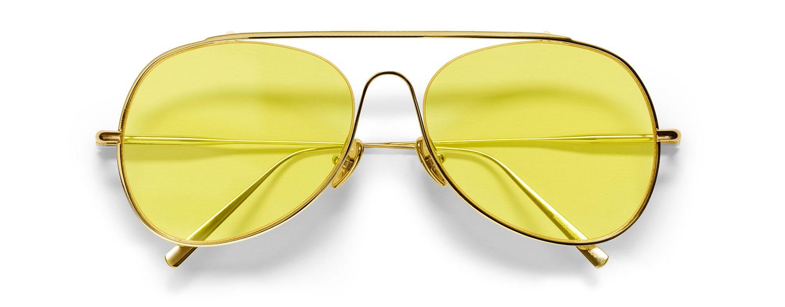 Acne Studio Eyewear Collection_yellow