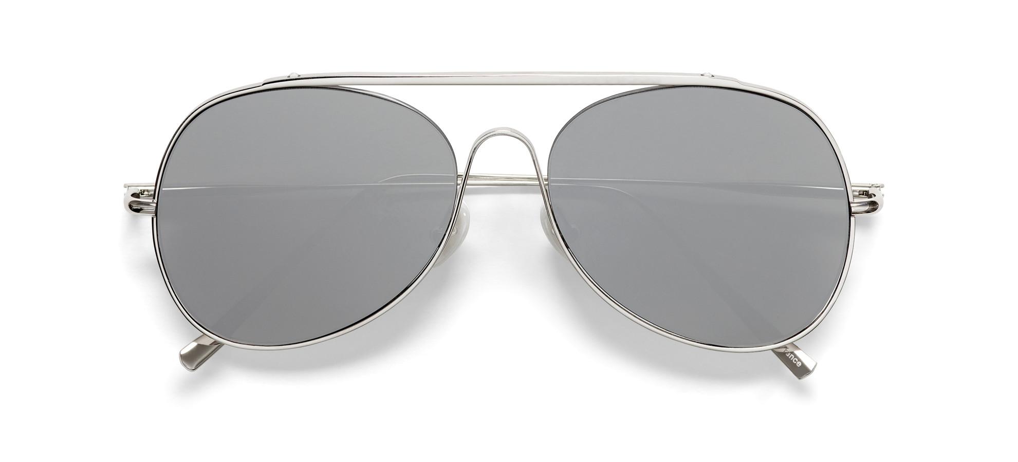 Acne Studios Eyewear Collection_Palladium and Silver