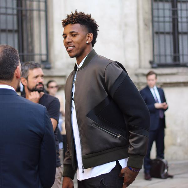 Nick-Young-Neil-Barrett-jacket