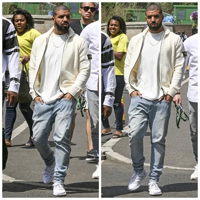 Drake-wears-Stone-Island-zip-up-sweater-at-2015-Wimbledon-Championships-11-640x640