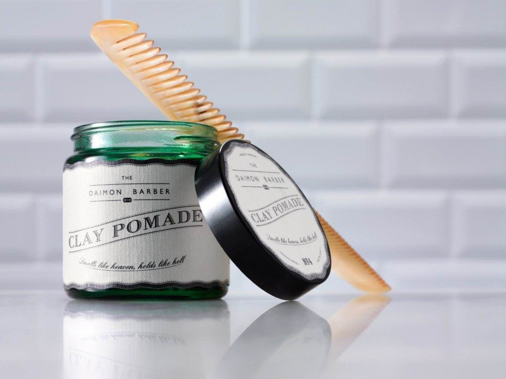 The Daimon Barber No.4 Pomade