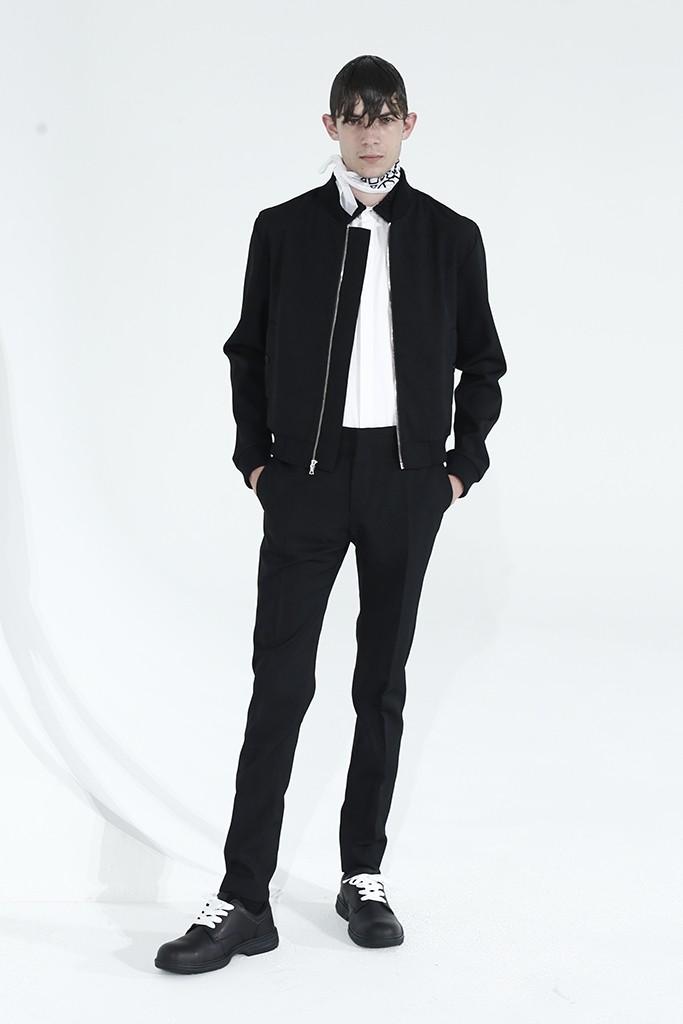 Kenneth Ning Men's RTW Spring 2016