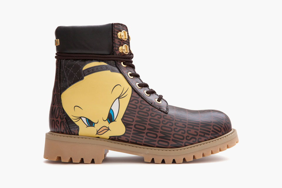 moschino-ankle-boots-tweety-bird-sylvester-01