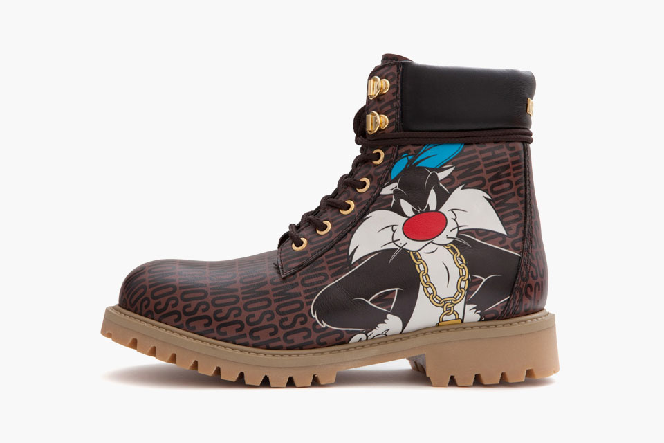 moschino-ankle-boots-tweety-bird-sylvester-02