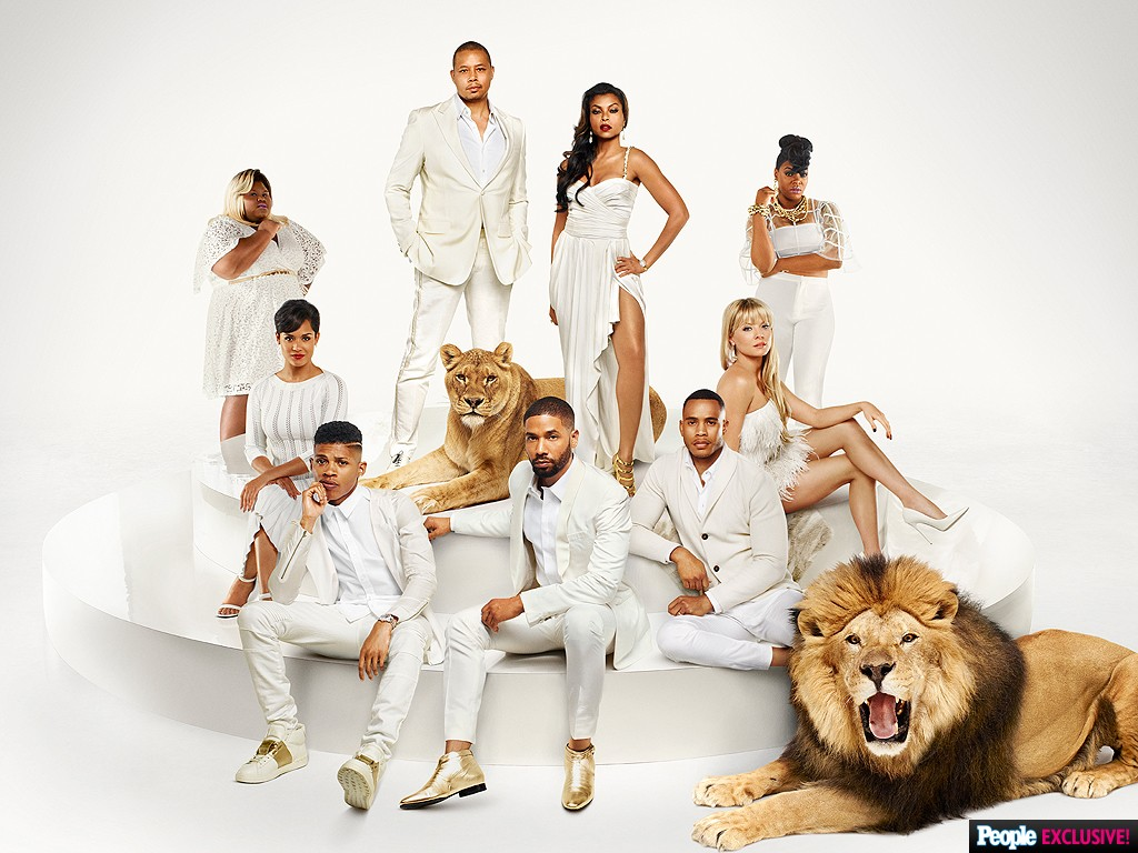 Empire-Season-2-Cast-Picture-White-Gold-Style-Fashion-2015