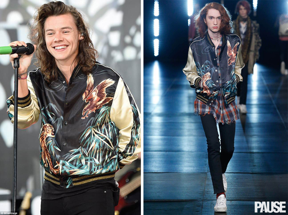 Harry Styles- Bomber