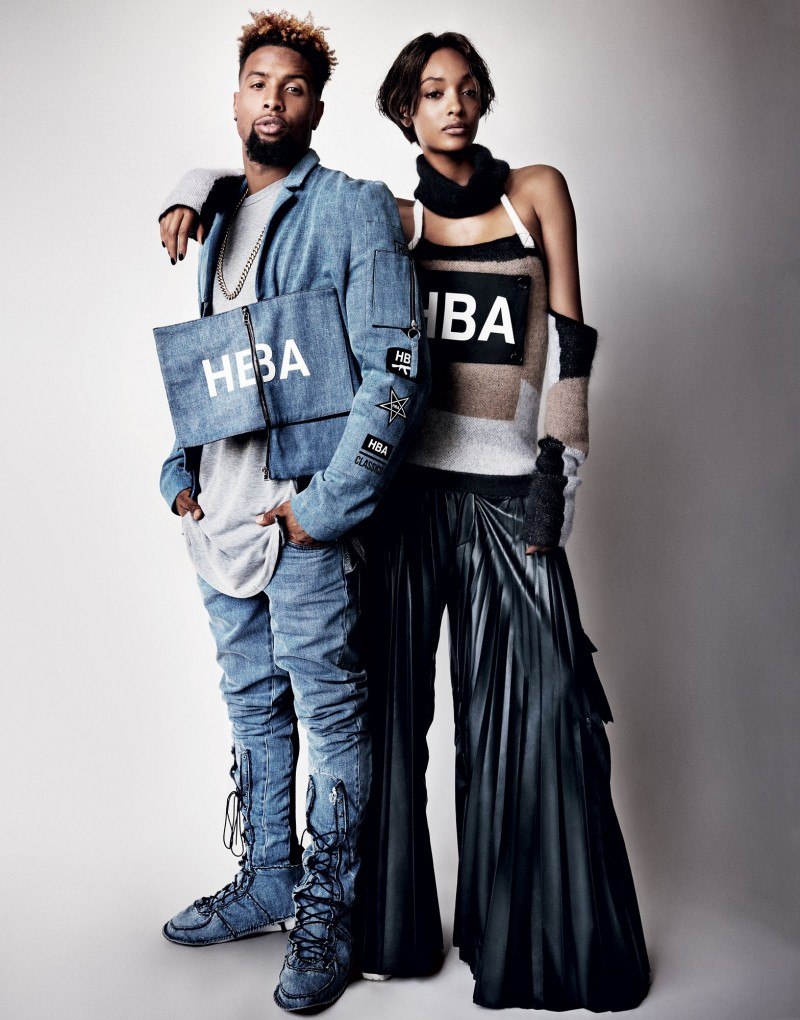 Odell-Beckham-Jr-Jourdan-Dunn-Hood-by-Air-Vogue-September-2015-Shoot-800x1020