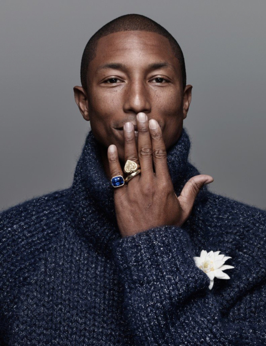 Pharrell Williams | The Fashionisto
