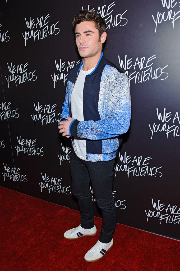 Zac-Efron-We-Are-Your-Friends-Chicago-Premiere-2015-Style-Kenzo-Blue-Bomber-Jacket-001