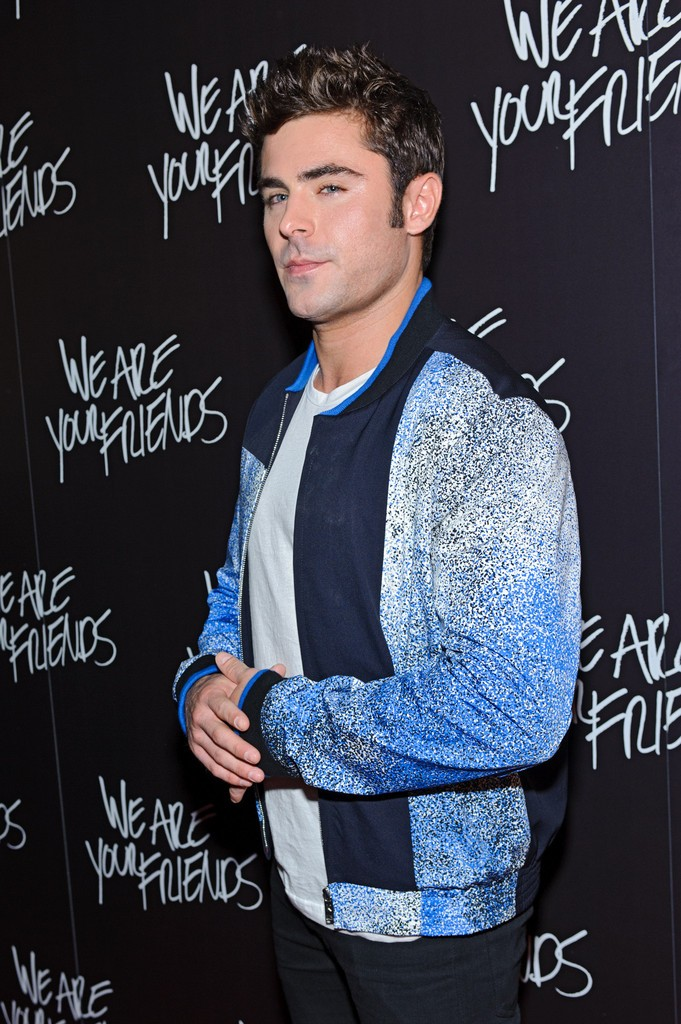 Zac-Efron-We-Are-Your-Friends-Chicago-Premiere-2015-Style-Kenzo-Blue-Bomber-Jacket-002