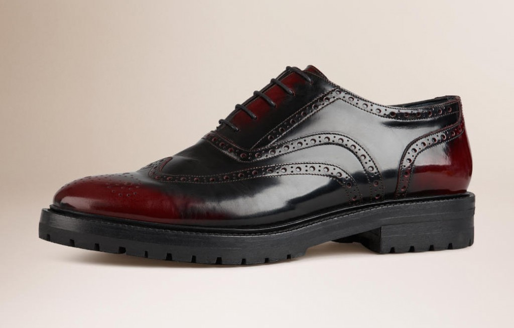 Burberry-leather-wingtip-brogue-shoes