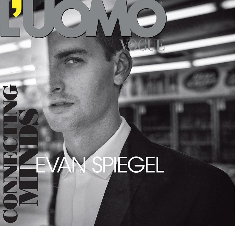 Evan-Speigel-LUomo-Vogue-2015-Cover