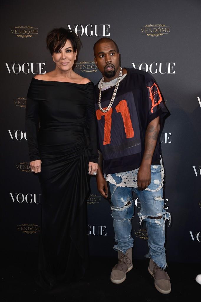 Kanye-West-Dries-Van-Noten-shirt-Yeezy-Boost-Sneakers