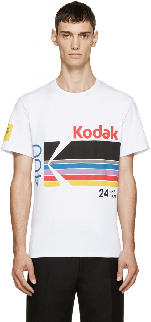 Opening-Ceremony-White-Kodak-T-Shirt