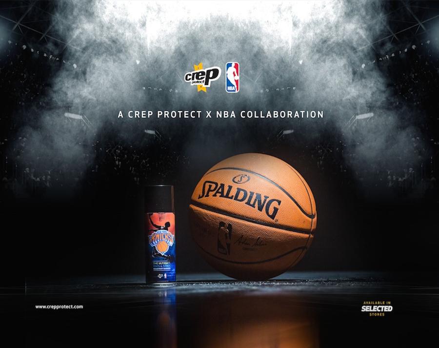 Crep Protect x NBA 3