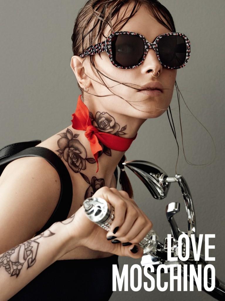 Fall/Winter 15 Eyewear Campaign
