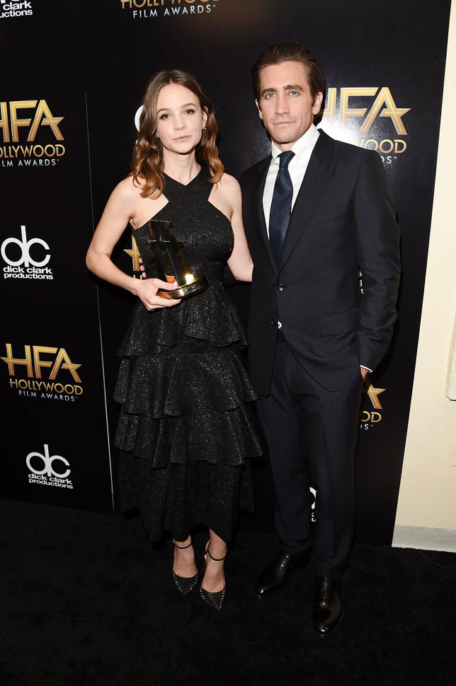 19th Annual Hollywood Film Awards - Press Room