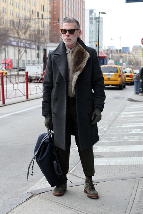 nick-wooster-coat-fur-streetstyle