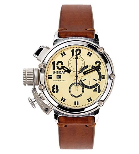 U-BOAT 7108 chimera 925 48 limited edition watch £6,  800.00