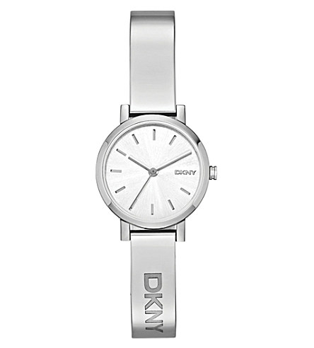 DKNY Ny2306 soho stainless steel bracelet watch £99.00