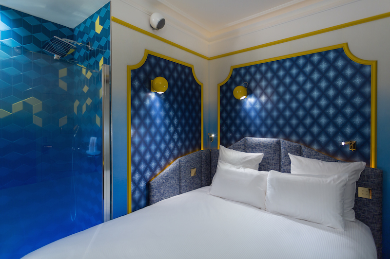 CHAMBRE JOY 2 - IDOL HOTEL - PARIS 8