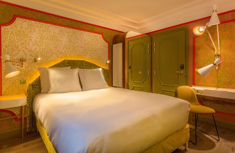CHAMBRE LADY SOUL 1 - IDOL HOTEL - PARIS 8