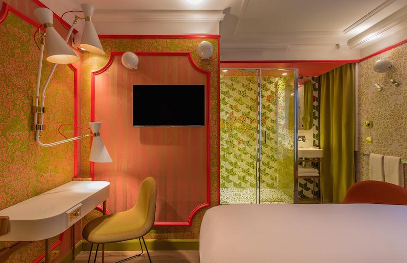 CHAMBRE LADY SOUL 3 - IDOL HOTEL - PARIS 8