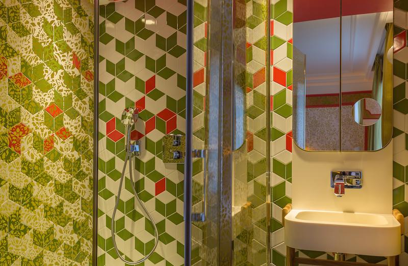 CHAMBRE LADY SOUL 4 - IDOL HOTEL - PARIS 8
