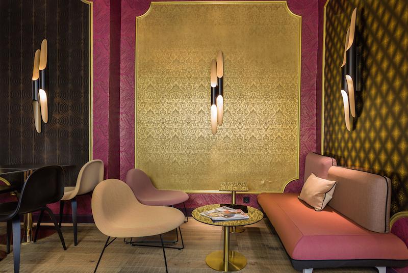 LOBBY 2 - IDOL HOTEL - PARIS 8