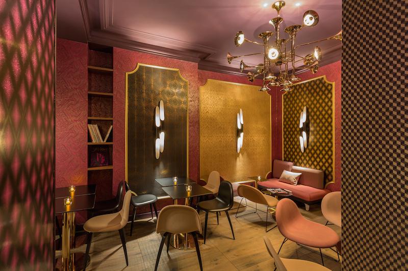 LOBBY 3 - IDOL HOTEL - PARIS 8