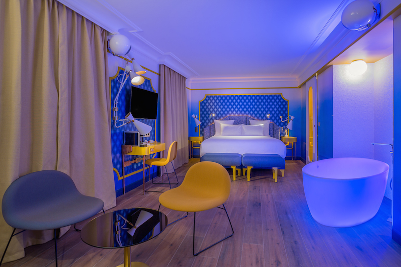 SUITE BLUE SUNSHINE 3 - IDOL HOTEL - PARIS 8