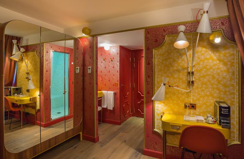 SUITE FEELING GOOD 3 - IDOL HOTEL - PARIS 8