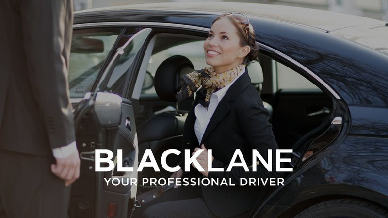 Blacklane -- Woman exiting vehicle