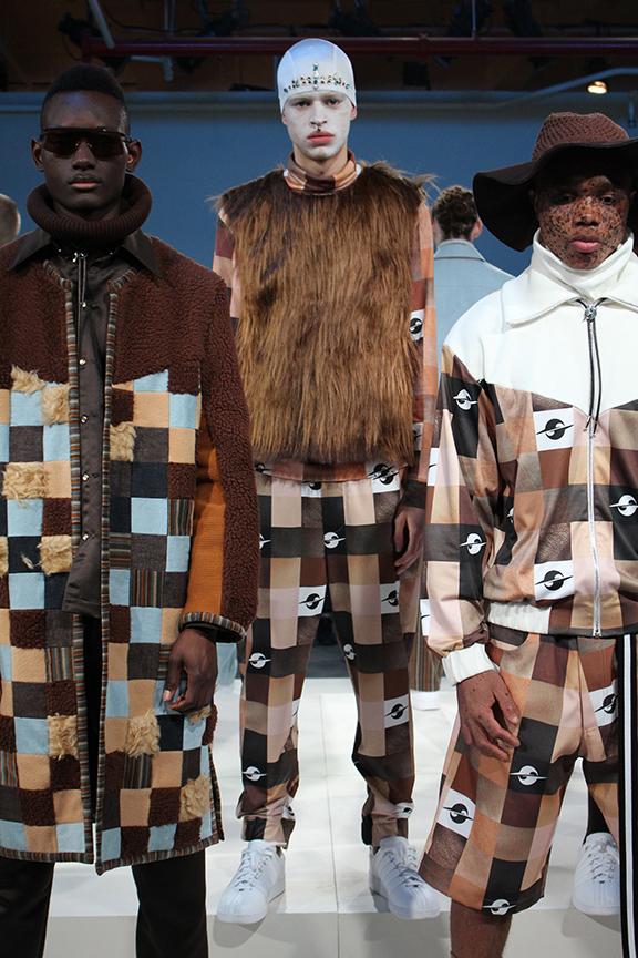 new york fashion week:mens 2016 fall winter