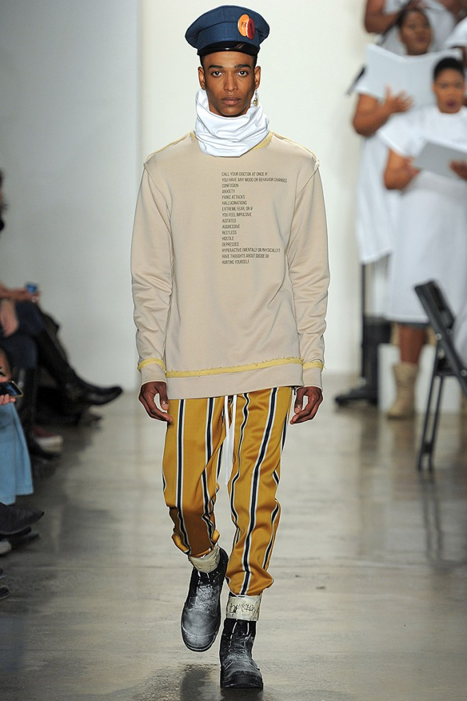 Pyer Moss Fall Winter 2016 Collection New York Fashion Week (11)