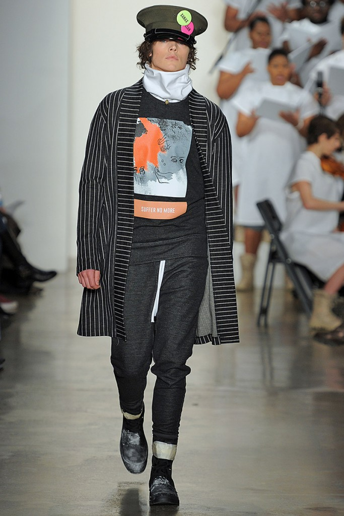 Pyer Moss Fall Winter 2016 Collection New York Fashion Week (3)