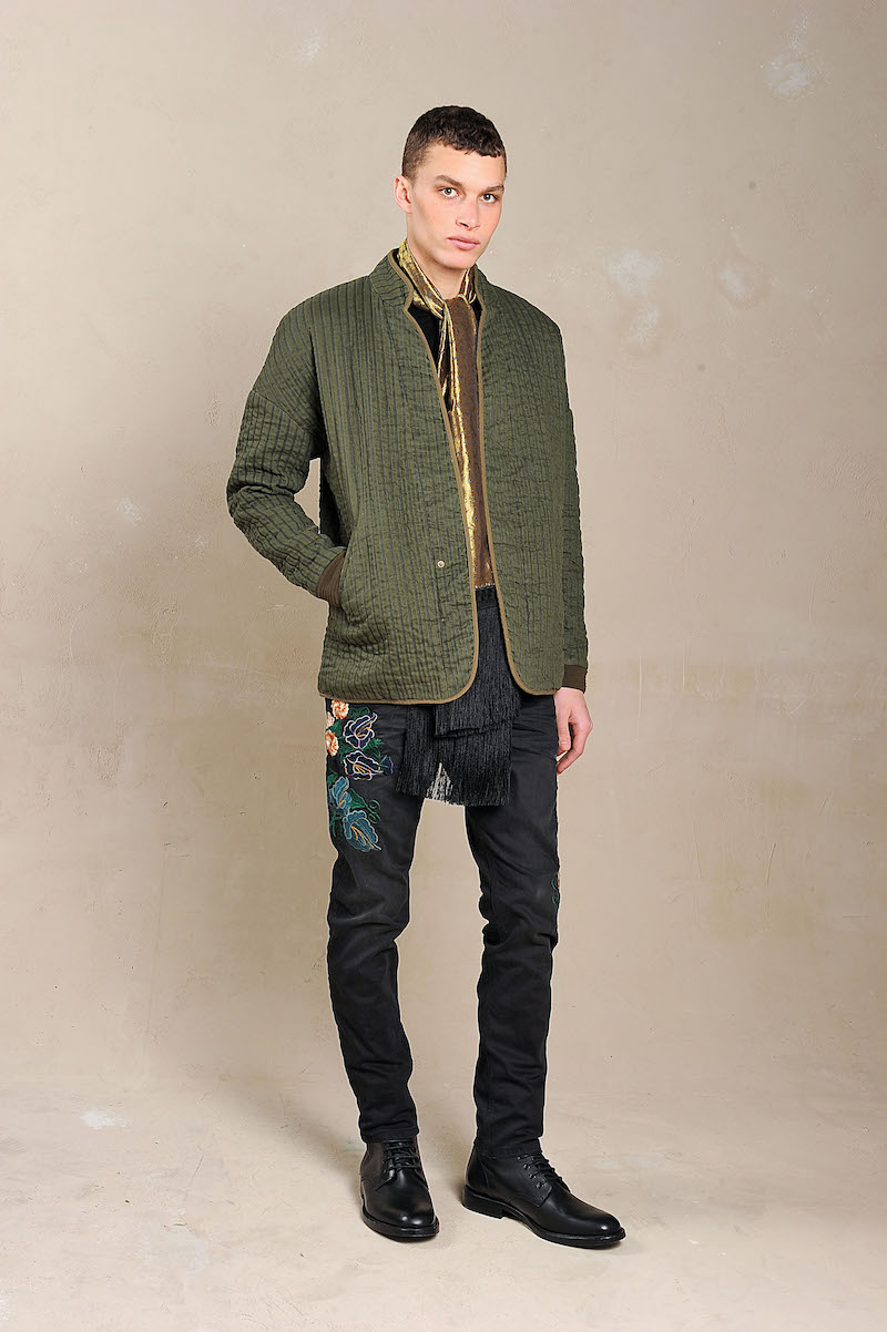 Scotch and Soda New York RTW Fall Winter 2016 February 2016