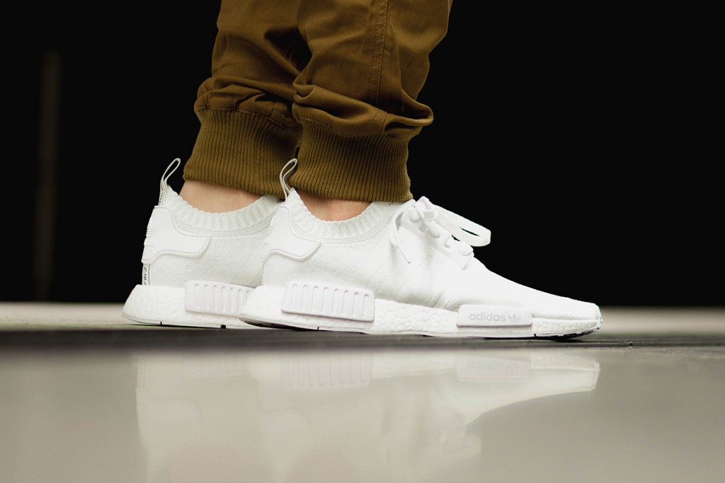 """Adidas NMD R1 """"Vintage White"""" Launches"""