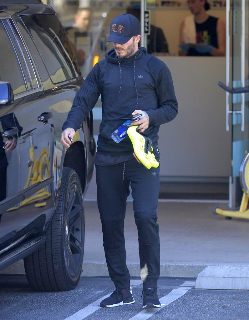David-Beckham-Best-Wishes-hat-Adidas-Originals-hoodie-sweatpants-NMD-sneakers (1)