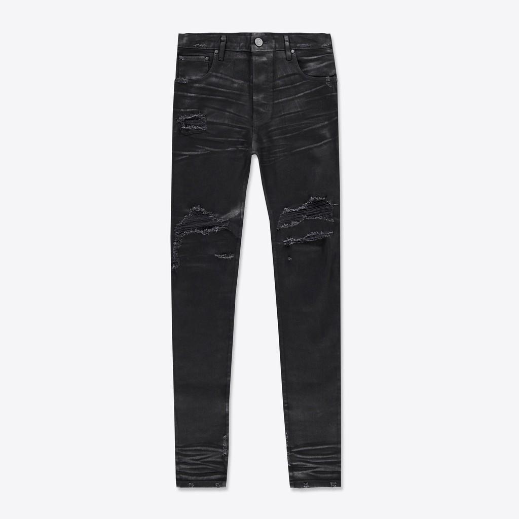 Saint Laurent Denim Ripped Jeans