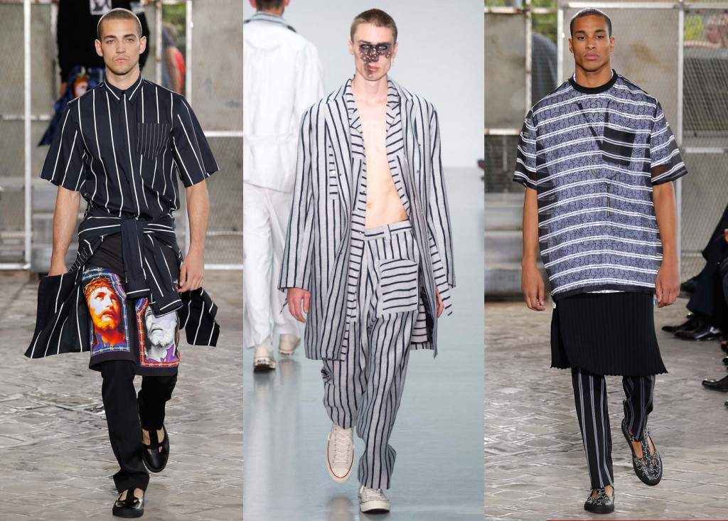 Stripes Menswear Trend SS16